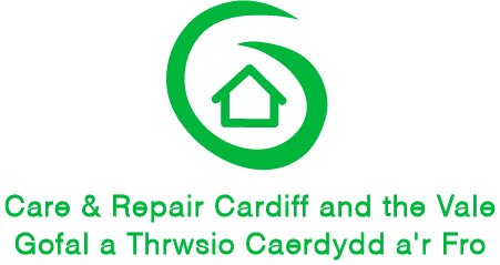 Care Repair Cardiff and the Vale Logo